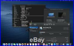 Apple MacBook Pro Mid 2015 15 inch 11,5 MJLU2LL/A 2.8 i7 4980HQ 512GB AMD GPU