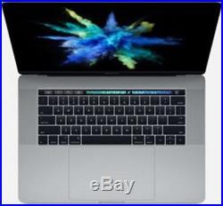 Apple MacBook Pro, Mid 2017, 15in, 2.9 GHz Core i7, 512 GB, Grade C, A1707