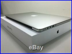 Apple MacBook Pro Retina 15.4 Core i7 2.2ghz 16GB 512GB Mid2015 A Grade A BOX