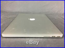 Apple MacBook Pro Retina 15 Core i7 2.5 GHz, 16 GB Ram, NO SSD Mid 2015