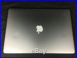 Apple MacBook Pro Retina 15 Core i7 2.5 GHz, 16GB Ram, NO SSD Mid 2015