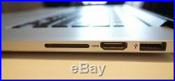 Apple MacBook Pro Retina 15'' Core i7 2.5Ghz 16GB 512GB Mid-2014 IG GPU Warranty