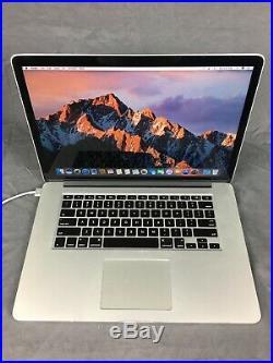 Apple MacBook Pro Retina 15 Core i7 2.8 GHz, 16GB Ram, 1 TB SSD Mid 2015