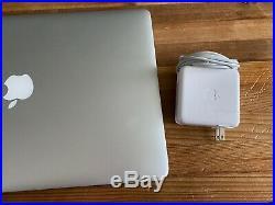 Apple MacBook Pro Retina (15 Inch Mid 2015) 2.8GHz Quad Core i7 16GB RAM 1TB HD