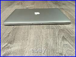 Apple MacBook Pro Retina 15 Mid 2014 2.8GHz Quad-Core Intel Core i7 16GB 121GB