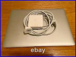 Apple MacBook Pro Retina 15 Mid 2014 i7 Quad-Core 16GB RAM, 512GB SSD A1398
