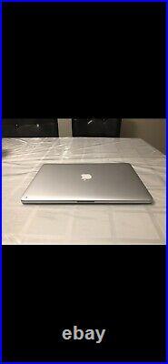Apple MacBook Pro Retina 15 (Mid 2015) 2.5GHz Intel Core i7 16GB 500 SSD