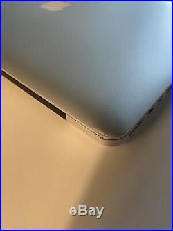 Apple MacBook Pro Retina 15 Mid-2015 2.5GHz i7 Quad Core 16GB 512GB SSD