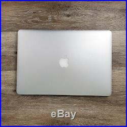 Apple MacBook Pro Retina 15'' Mid 2015 A1398 i7-4870HQ 16GB 512GB OSX Catalina