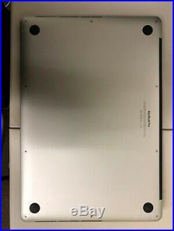 Apple MacBook Pro (Retina, 15) Mid 2015, Core i7 2.5GHz, 16GB RAM, 500 SSD