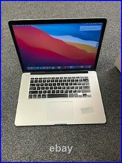 Apple MacBook Pro Retina 15 (Mid 2015) i7 2.8GHz 16GB 1TB SSD SERVICE BATTERY