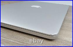 Apple MacBook Pro Retina 15 Quad Core i7-2.80GHz 16GB RAM 512GB SSD Mid 2015