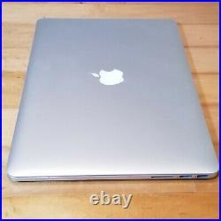 Apple MacBook Pro Retina 15-inch Mid 2015 2.2GHz i7 16GB RAM 251GB SSD Iris Pro
