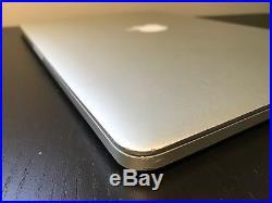 Apple MacBook Pro Retina A1398 15 Mid 2014 i7 2.5ghz 16gb Ram 512gb SSD
