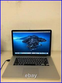 Apple MacBook Pro Retina A1398 Mid 2014 Core i7-4980HQ 2.8 GHz 16 GB 250 GB 15