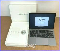 Apple MacBook Pro i5-7360U 2.3 8GB 256GB 13.3 Retina space gray mid 2017 B