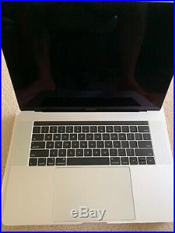 Apple MacBook Pro with Touch Bar MR962LL/A Mid 2018 15.4 Laptop Silver
