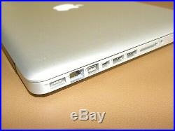 Apple Macbook Pro 13 A1278 Mid 2012 i5 2.5GHz 500GB 8GB macOS 10.15 Catalina
