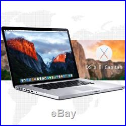 Apple Macbook Pro 13 Core 2 Duo 2.4Ghz 4GB 250GB, A1278 MC374LL MID 2010 A Grad