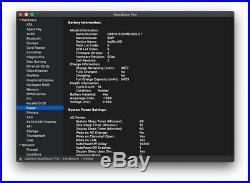 Apple Macbook Pro 13 Mid 2012 2.9 i7 16gb RAM 500gb SSD