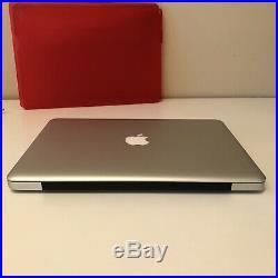Apple Macbook Pro 13 Mid 2012 Intel Core I5 2,5GHz Ram 4gb HDD 500GB ORIGINALE