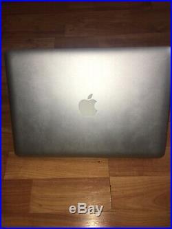 Apple Macbook Pro 13 mid 2012 parts or repair core i5 2.5ghz no ram no hdd A1278