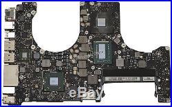 Apple Macbook Pro 15 A1286 Mid 2012 Motherboard 21PWMMB0040 21PWMMB0030