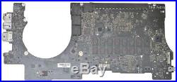 Apple Macbook Pro 15 A1398 Mid 2012 Logic Board with i7 2.6GHz CPU 661-6484