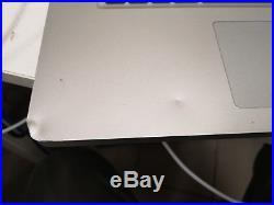 Apple Macbook Pro 15 Mid 2009 Laptop Intel Core 2 Duo 2.53Ghz 4GB RAM 500GB HDD