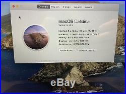 Apple Macbook Pro 15 Retina (Mid 2015) i7 2.2GHz, 16GB ram, 128GB SSD MJLQ2LL/A