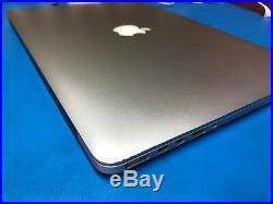 Apple Macbook Pro 15 Retina mid 2012 2.6ghz quad core i7 8gb ram 256gb SSD