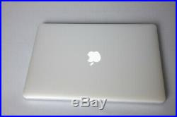 Apple Macbook Pro 15-inch Retina Mid 2015 Mint only 56 battery cycles EXCELLENT