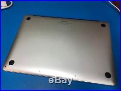 Apple Macbook Pro 15 mid 2014 2.8ghz i7 quad 16gb Ram 256gb SSD 750M 2gb vid