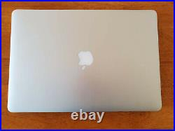 Apple Macbook Pro 15 (mid 2015) 1TB SSD, 2.8ghz bundle includes charger