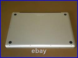 Apple Macbook Pro 17 A1297 Mid 2010 i7 2.66GHz 250GB SSD 8GB High Sierra