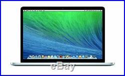 Apple Macbook Pro Mgxa2ll/a Mid-2014 Silver I7-4770hq 2.2ghz 16gb 15.4 256gb Ssd