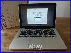 Apple Macbook Pro Mid 2012 13 2.5Ghz i5 4GB RAM 250GB HDD