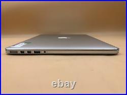 Apple Macbook Pro Mid 2015 15 A1398 i7-4980HQ 2.8GHz 16GB 512GB