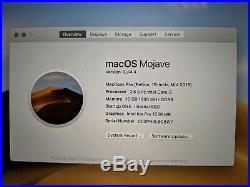 Apple Macbook Pro Mid-2015 15 MJLT2LL/A 2.5Ghz, 16GB RAM, 512GB SSD, AMD M370X