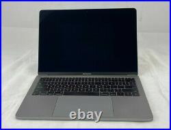 Apple Macbook Pro Mid 2017 13.3 MPXQ2LL/A 2.30Ghz i5-7360U 8GB Ram 256GB SSD