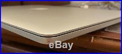 Apple Macbook Pro Retina 15 Inch MID 2014 2.2 I7 16gb Ram 256gb Model A1398