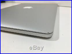 Apple Macbook Pro Retina 15 Mid 2015 2.5 i7 16GB 512 SSD Dual Graphics