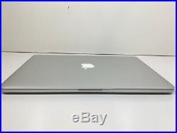Apple Macbook Pro Retina 15 Mid 2015 2.5 i7 16GB 512 SSD Dual Graphics Grade A