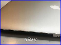 Apple Macbook Pro Retina 15 Mid 2015 2.5 i7 16GB 512 SSD Dual Graphics Radeon