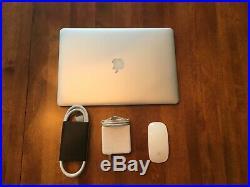 Apple Macbook Pro (Retina, 15-inch, Mid 2015)