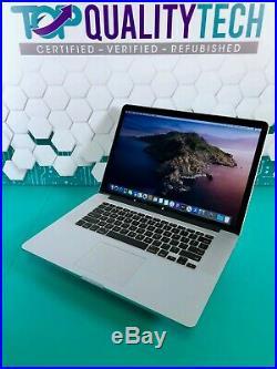 Apple Macbook Pro Retina 15-inch Mid 2015 + 1TB SSD + 16GB RAM + i7 + Warranty