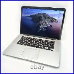 Apple Macbook Pro Retina 15-inch Mid 2015 2.5Ghz i7 16GB AMD Radeon R9