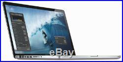 Apple Macbook Pro Retina MJLQ2LL/A Mid-2015 (i7-4980HQ 2.5Ghz 16GB 512GB)