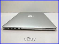 Apple Macbook Pro Retina Mid 2014 15 2.2 i7 16gb 256gb SSD