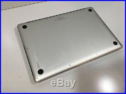 Apple Macbook Pro Retina Mid 2014 15 2.2 i7 16gb 256gb SSD Nice